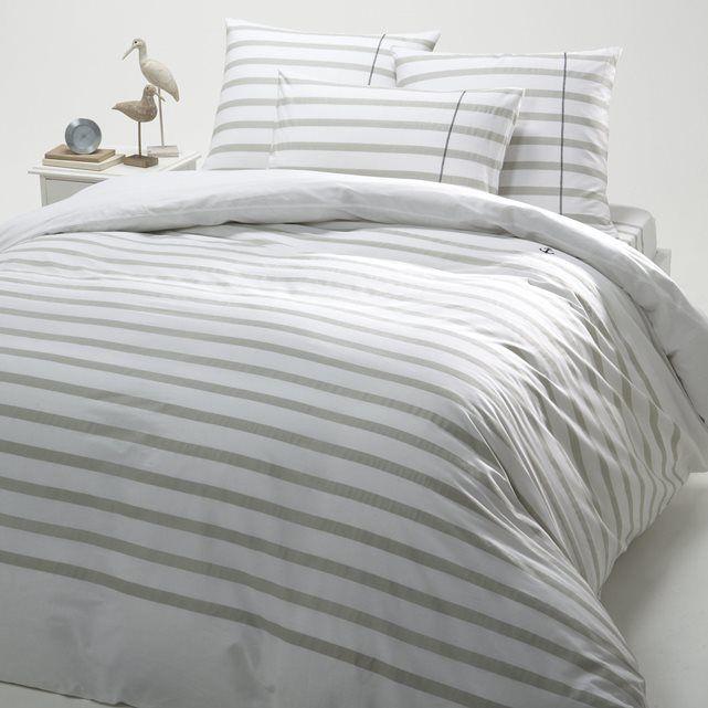 Compre Capa de edredon Malô Roupa de cama adulto na La Redoute. O melhor da moda online.