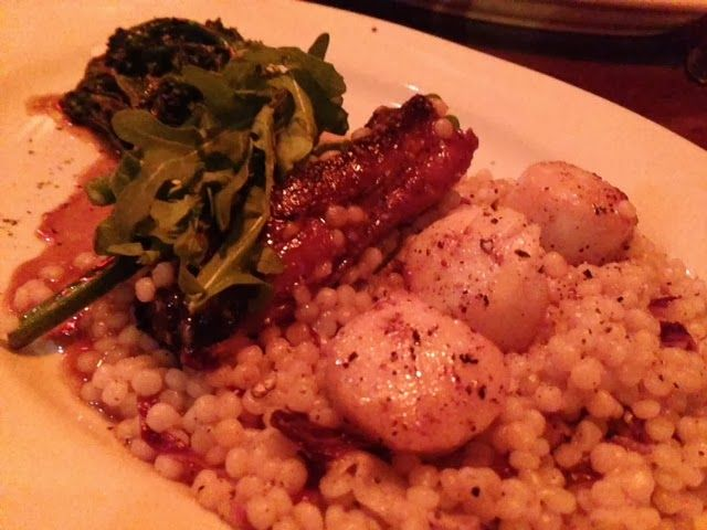 Some Chinese Take Out: #Fiamo #Italian Kitchen - it's Dine Around again! Pork belly & seared scallops