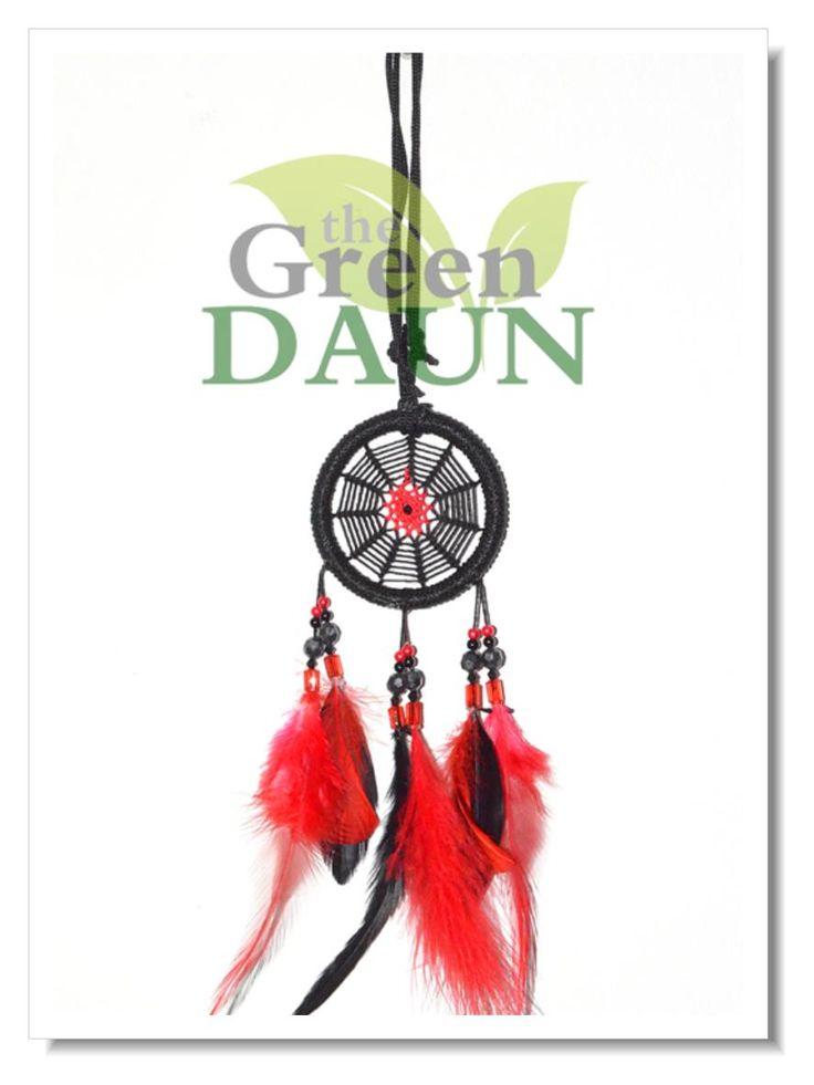 Dream Catcher hand made in Malaysia by Green Daun Craft Shop.