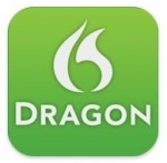 Dragon Dictation is an easy-to-use voice recognition application that allows you to easily speak and instantly see your text or email messages up to five times faster than typing on the keyboard.