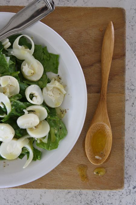 Hearts of Palm Salad - Dressing Included | Recipes: Salads & Slaw | P ...