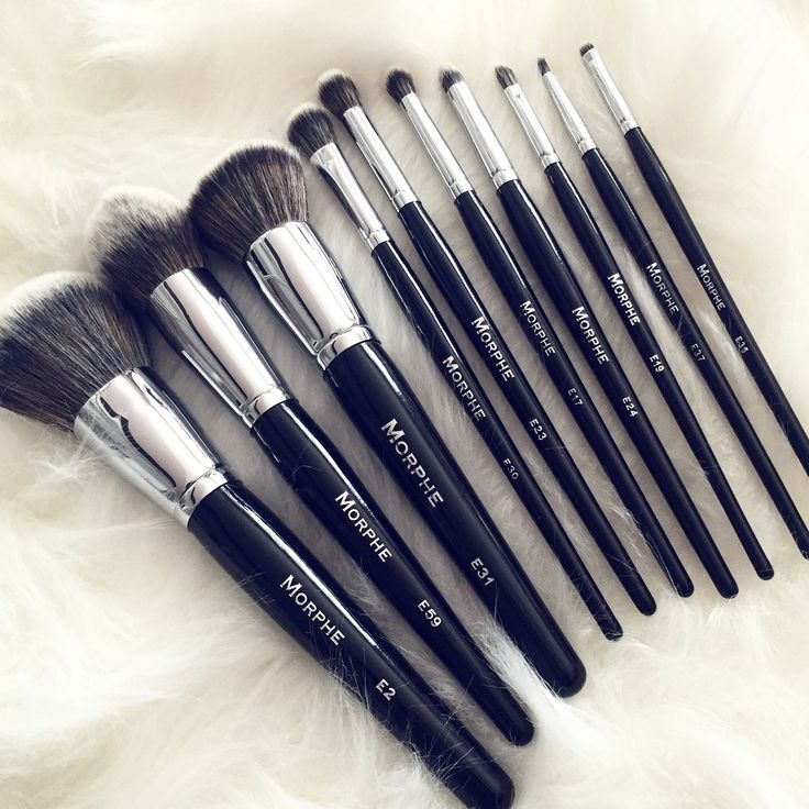 Morphe Brushes Best Makeup Brushes Aesthetic Makeup