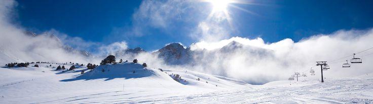 Estaciones de esquí  http://www.muchoviaje.com/esqui/