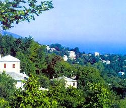 Tsagarada, Pelion; Greece