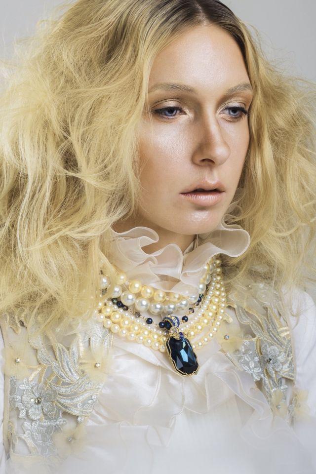 www.arsignature.com  Stack your fav. necklace!!   Everything handmade using genuine Swarovski Crystal