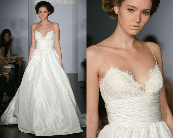 7 besten Wedding White Dresses! Bilder auf Pinterest ...
