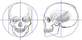 corso di grafica e disegno per imparare a disegnare: Come disegnare un volto