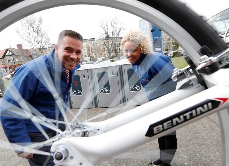 We can't believe the phenomenal positive response we are receiving from some of the massive blue-chip companies located here in Ireland and in other countries such as UK, Canada, and US, who want to provide secure bike parking for their employees. Thanks to all of our well-wishers and friends for their motivational support!!!  :)   #cyclok #cyclingireland #biking #bikeparking #achievement #IE #Dublin