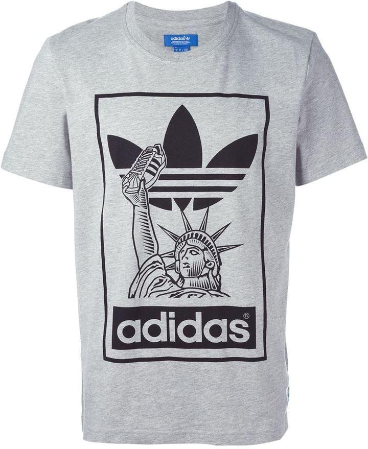 Adidas 'Statue of Liberty' T-shirt