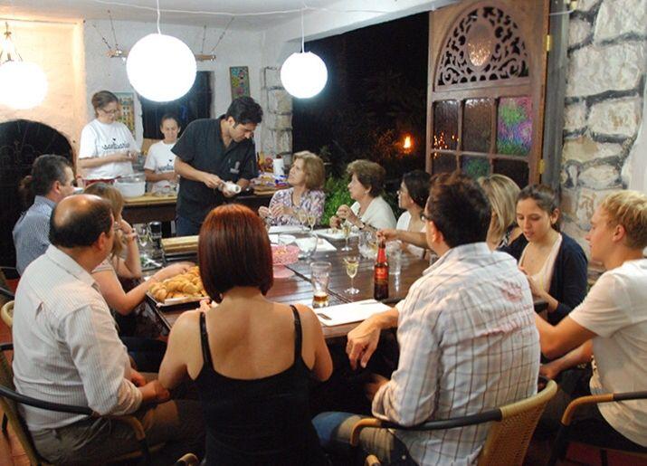 Cooking Night class  Clases de cocina en Castillo Rumihuaca