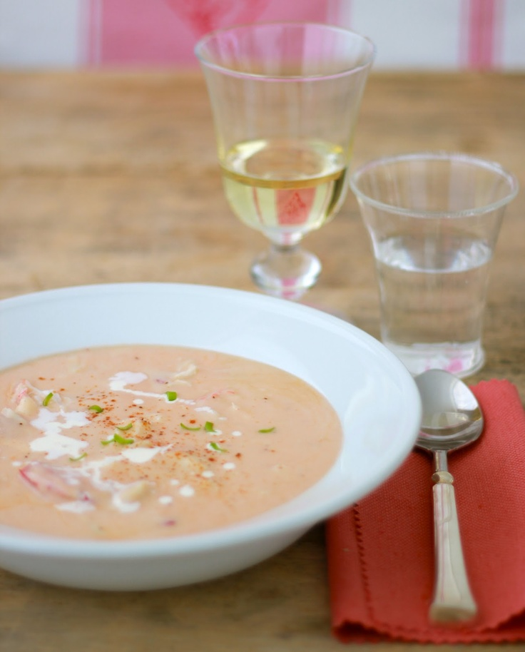 Lobster Bisque Recipes: 50+ Best LOBSTER Recipes And More Images On Pinterest