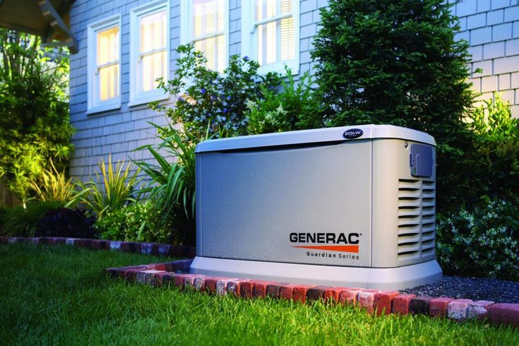Generac generators can power virtually any task at home or for your business.