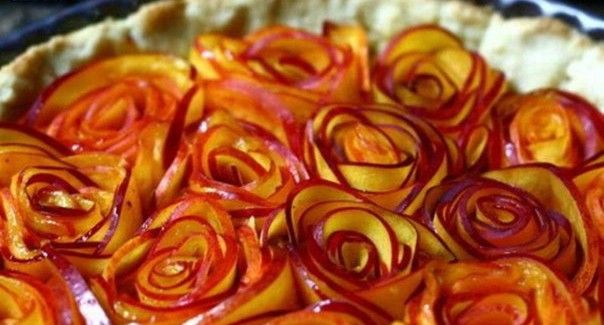 Easy apple desserts – How to make apple roses for a pie and mini tarts