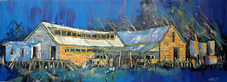 """""""Faded Glory"""" by Neil Sheppard aka Shep 