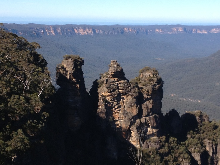 Three Sisters-Blue Mountains