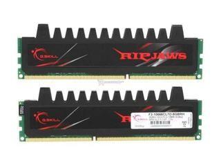 MEMORIA DDR3 RAM PC G.SKILL F3-10666CL7D-8GBXH RIPJAWS X - 8GB $57.70
