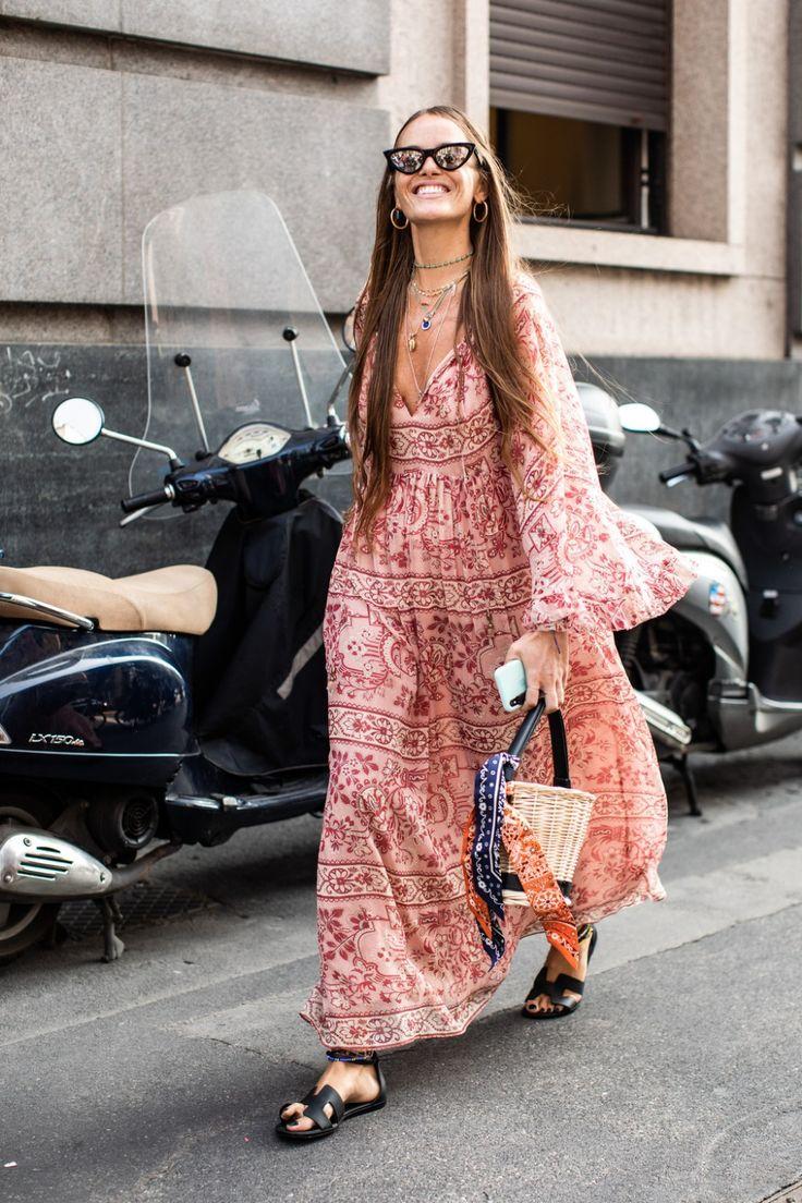 Street style : comment porter le panier cet été ?