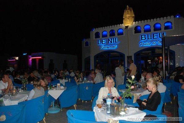 Le Nil Bleu Agadir