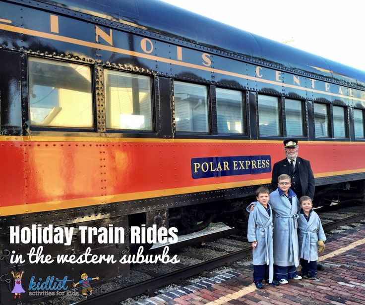 Polar Express Train Rides