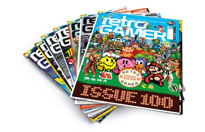 Retro Gamer Magazine Subscription!