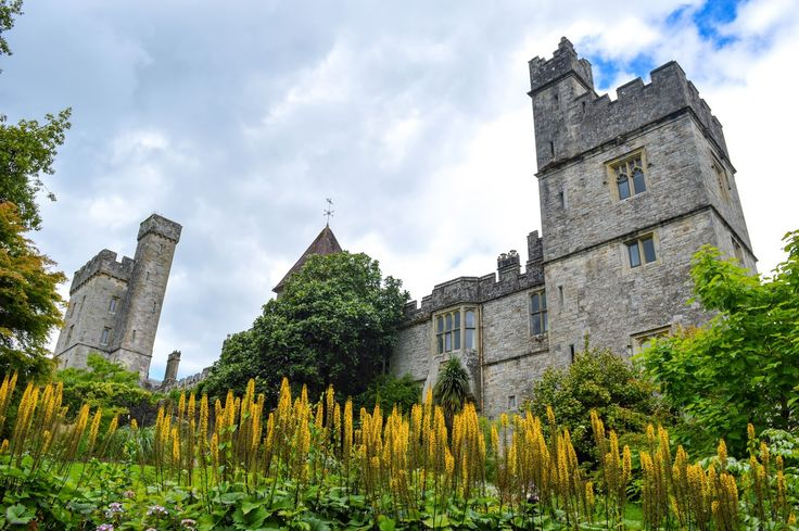Lismore Castle Gardens, Co. Waterford ♥