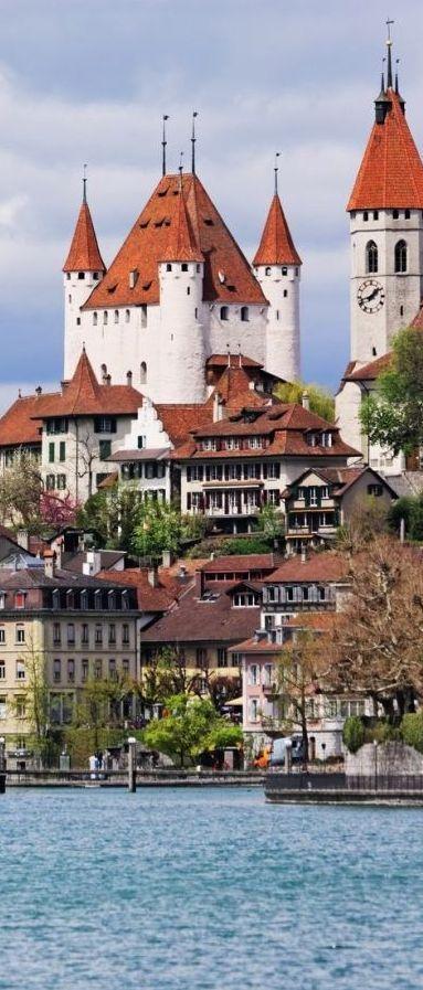 In Thun, Switzerland.