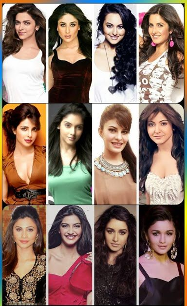 Who is your favorite #Bollywood heroine?