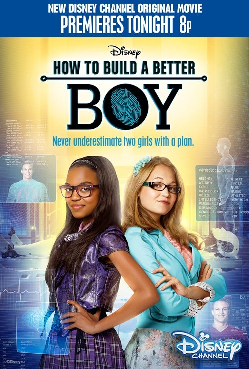 how to build a better boy movie