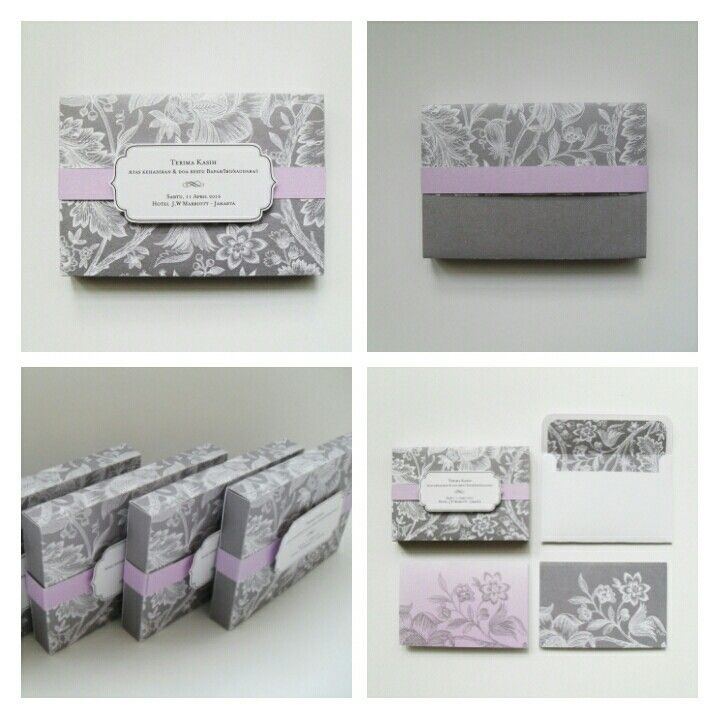 Blank card for souvenir 5card + envelope include packaging #packaging #souvenir #indonesia