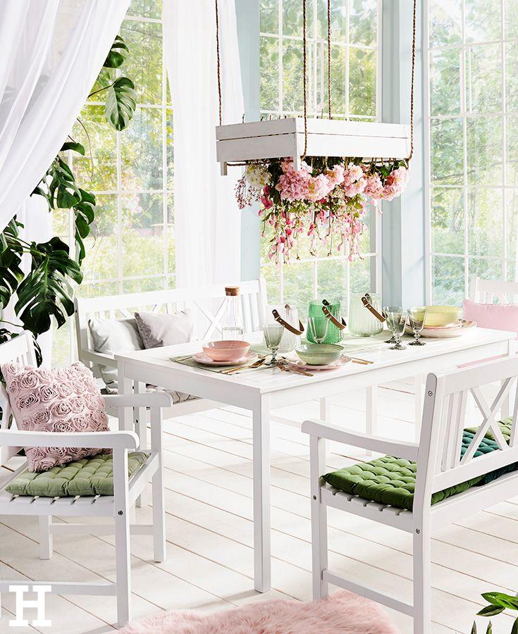 amazing einfache dekoration und mobel eine runde sache der ball chair von finn stone 2 #1: Yorkshire Gartenbank, 2-Sitzer Eden