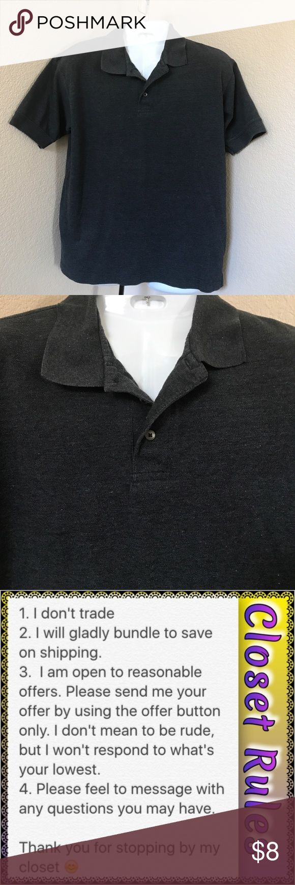 Pre-Used Men's Shirt Good used condition, this shirt has lots of life left in him😊 I see no stain or tears.            Please see all pictures, and read all info prior to purchasing  If there is an issue with the order, please message me before leaving a negative feedback, I'd like the opportunity to address the issue.  1. Smoke Free Home 2. Puppy friendly home.  3. If you are allergic to dog hair and would like to still purchase, please notify me so I can take extra precautions. Houston…