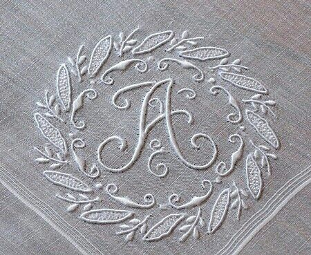 Monogram and Initials