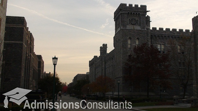 West Point at Dusk by admissions.consultants, via Flickr