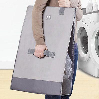 Microdry® Large Laundry Hamper Tote