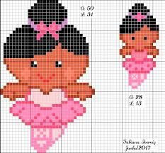Resultado de imagem para grafico de bebe em cima de balanço em ponto cruz