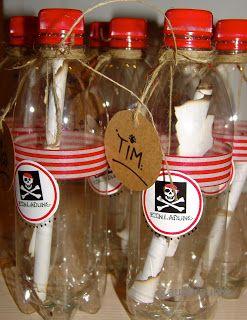 *ZAUBERPUNKT*: Kinder-Piraten-Geburtstagsparty