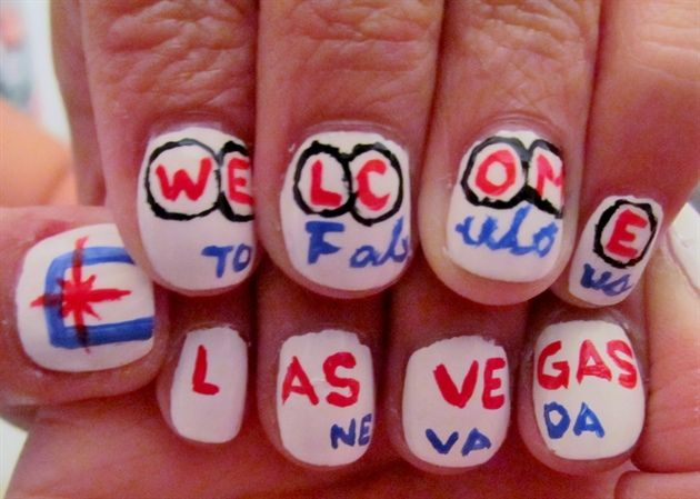 Welcome to Las Vegas! - Nail Art Gallery - The 25+ Best Vegas Nail Art Ideas On Pinterest Las Vegas Nails
