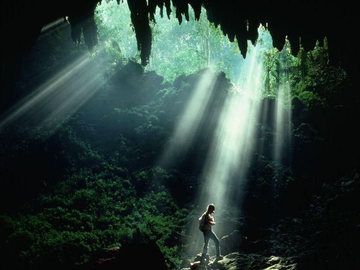 Las Cuevas de Camuy, en Puerto Rico caves PuertoRico Adventures Getaway
