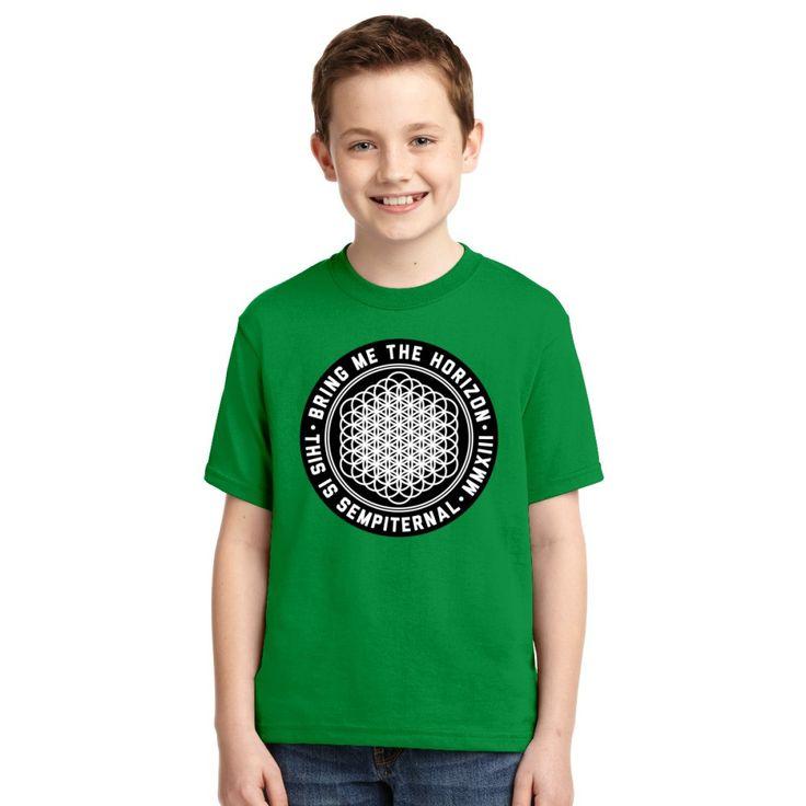 The Sempiternal Album Youth T-shirt
