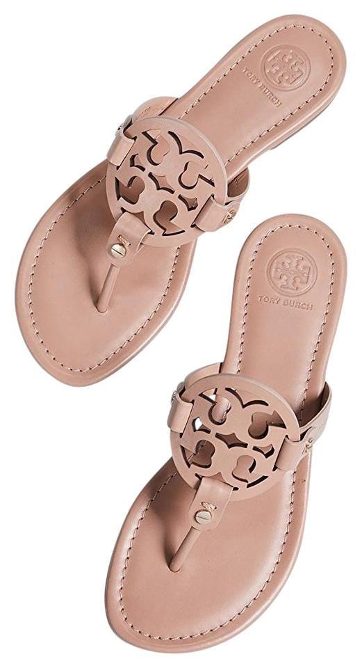 tory burch miller sandals sale size 10
