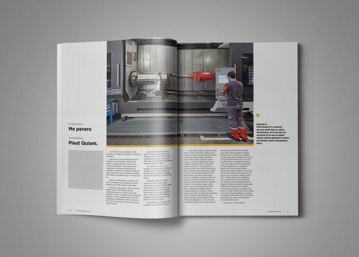 polat makina için yapılan kurumsal dergi tasarımı & üretimi. kurumsal ajans & tedarikci olarak ajansımızı tercih ettikleri için teşekkür ederiz. cagajans.com.tr