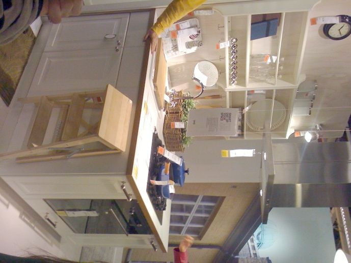 Small Ikea kitchens | Check out the traditional kitchen below. The kitchen doubles as a ...