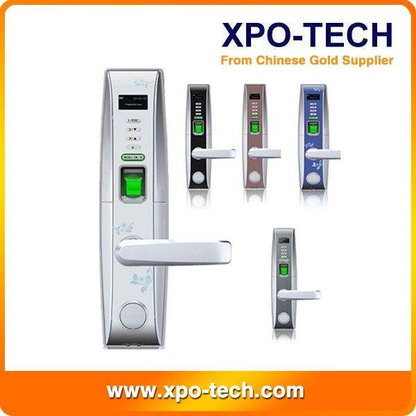 L4000 Biometric Lock Mechanism Key and password