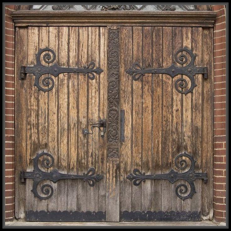 140 Best Wood Door Images On Pinterest