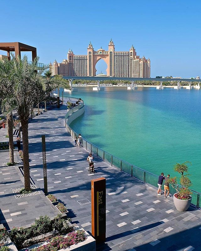 Sharm El Sheikh Palm Island Dubai Palm Islands Beautiful Places