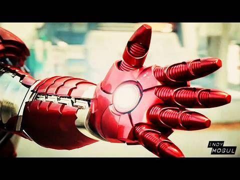DIY Featherweight Iron Man Repulsor Arm