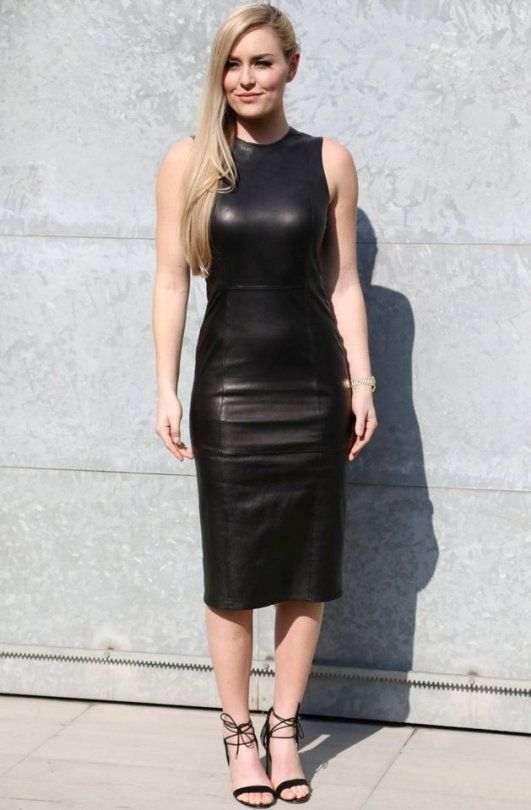 CG Leather Dress