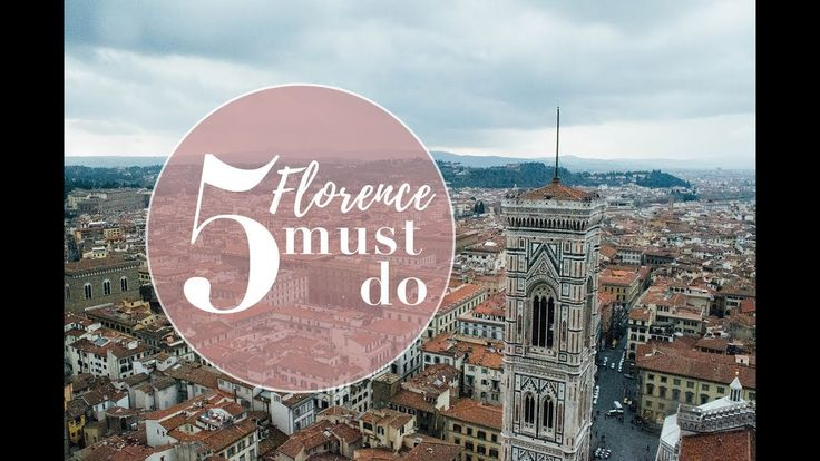 Florence | Top 5 Must Do | Marggie Travels