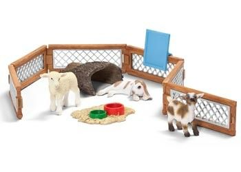 Schleich – Children's Petting Zoo with Baby Animals #EntropyWishList #PinToWin   For Tilly who loves baby animals