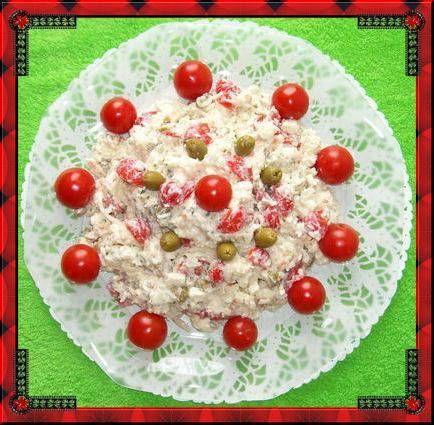 Insalata di riso alla greca.Ricette dieta zona.